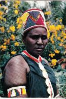 TANZANIA - Macamba Dancer, Ethnic - Tansania