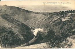 03 MONTLUCON -  Les    Gorges Du  Dienat - Montlucon
