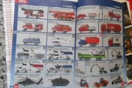 Pocket Catalog Siku 2014 Voitures Cars - Catalogues