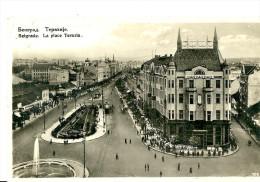 Serbie. Belgrade. La Place Terazia. - Serbie