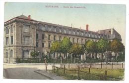 CPA - BORDEAUX, ECOLE DES BEAUX ARTS - Gironde 33 - Ecrite - Bordeaux
