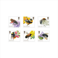 Groot-Britannië / Great Britain - Postfris / MNH - Complete Set Bijen 2015 NEW!!! - 1952-.... (Elizabeth II)