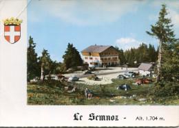 LE SEMNOZ(HAUTE SAVOIE) HOTEL DES ROCHERS BLANCS(AUTOMOBILE) - France
