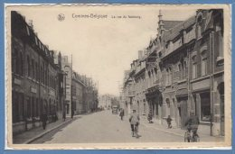 BELGIQUE --  COMINES --  La Rue Du Faubourg - Comines-Warneton - Komen-Waasten