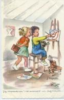 LAGARDE J - ENFANT - PEINTRE - J'y Comprends Rien ..... - Illustrators & Photographers