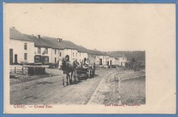 BELGIQUE -- CHINY --  Grand'Rue - Chiny