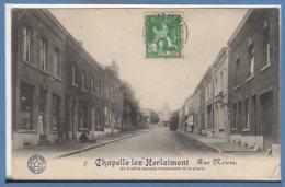 BELGIQUE -- CHAPELLE Lez HERLAIMONT --  Rue Neuve - Chapelle-lez-Herlaimont