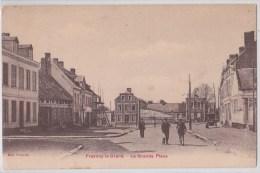 FRESNOY-LE-GRAND (Aisne) - La Grande Place - Frankreich
