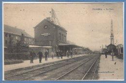 BELGIQUE -- FLOBECQ --  La Gare - Flobecq - Vloesberg