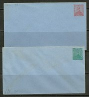 EL SALVADOR 1893 Ganzsache Stationery Envelopes - Salvador
