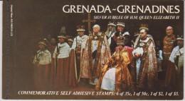 Grenada Grenadine  Silver Giubilee  BOOKLET MNH - Grenade (1974-...)