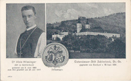 Autriche - Cistercienser-Stift Schlierbach - Religion - Dr Alois Wiesinger - Cisterciens - Linz