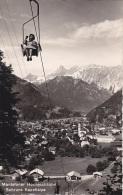 Autriche - Schruns Kapellalpe - Montafoner Hochjochbahn - Télésiège Ski - Schruns