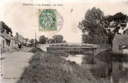 Dreuil.la Somme.le Pont. - France