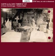 23678 CPA CPM CPSM Carte Postale COSNE COURS SUR LOIRE ATELIER GAUBIER - Non Classés
