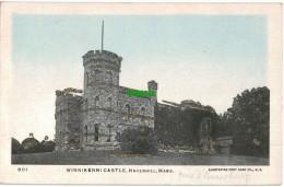 Carte Postale Ancienne De HAVERHILL – WINNIKENNI CASTLE - Etats-Unis