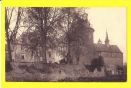 * Ecaussinnes Lalaing (Hainaut - La Wallonie - Charlerloi - Mons) * (Nels) Chateau, Kasteel, Castle, Rare, Old, CPA - Ecaussinnes