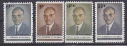 South Kasai 1961 Kalonji 4v ** Mnh (24491) - Zuid-Kasaï