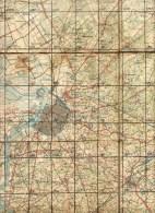 Antwerpen Sint Niklaas Brasschaat Brecht Lier Temse Duffel..... - Cartes Géographiques