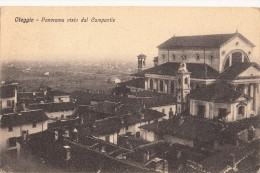 OLEGGIO / NOVARA - PANORAMA VISTO DAL CAMPANILE -  SX053 - Novara