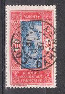 DAHOMEY YT 74 Oblitéré COTONOU 31 OCT 1931 - Usados