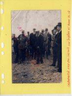 General Henri Gouraud , Raymond Poincaré Et Autres Personnalités    GUERRE  14-18  - Cla. AOUT 2015-013 - Krieg, Militär