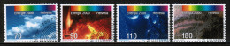 CH 1997 MI 1618-21 USED - Switzerland