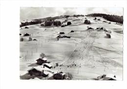73 - CREST-VOLAND - Vue Générale Des Pistes - En Avion Au Dessus De ... 1k. Lapie - 1965 - Ski Skieurs - Wintersport