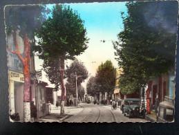 MARSEILLE LA ROSE L´AVENUE PRINCIPALE CPSM - Marseilles