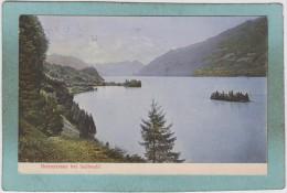 BRIENZERSEE  BEI  ISELTWALD  -  1908 - - BE Berne