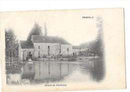 CHABLIS (89) Moulin à Eau Du Faubourg - Chablis