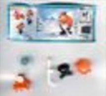 Kinder Mickey Pat Hibulaire FT 180 + BPZ - Kinder & Diddl