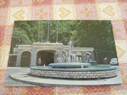 Water Fountain Of The Penang, Hill Railway Penang, Malaysia - Malaysia