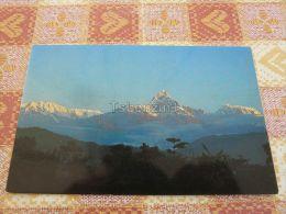 Annapurna Himal (24,689 Ft) At Pokhara, Nepal - Nepal