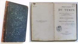 LABROSSE M. F. Prevision Du Temps. Manuel A L´usage Des Marins. S.d. (seconda Metà Dell´800). - Libri, Riviste, Fumetti