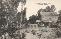 NOYAL-SUR-SEICHE. LE MOULIN DE BRECE - Autres Communes
