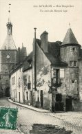 B15867 Avallon,  Rue Boquillot - Avallon