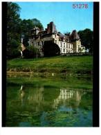 Le Chateau De Hugemont A Dompierre - France