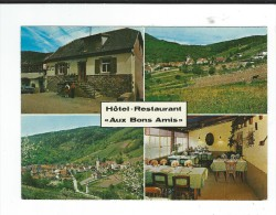 CPM 67 Reichsfeld Pres Barr Hotel Aux Bons Amis Multivues Circulé TBE - Autres Communes