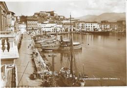 PORTOFERRAIO (Italie) Cpsm Vue Du Port - Italy