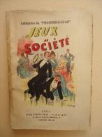 """Vermot Editeur - Collection Du """"Phospho-Cacao"""" - Les Jeux De Société Illustrés De Nombreux Dessins - - Gesellschaftsspiele"""