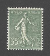 France - Timbre Neuf Sans Charnière** - Semeuse Lignée N° 234 - Côte: 16 Euros - TB - 1903-60 Semeuse Lignée