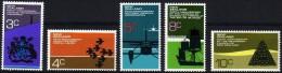 ( 1557 ) New Zealand - Transport - Postal - Airplanes - Ship . - Transport