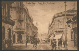 Romania-----Nagyvarad (Oradea)-----old Postcard - Romania
