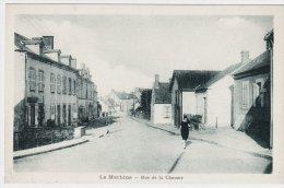 58 - B20602CPA - LA MACHINE - Rue De La Chaume - Parfait état - NIEVRE - La Machine