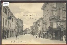 BELLINZONA - TB - TI Tessin