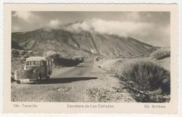 Islas Canarias     Tenerife    Carretera De Las Canadas - Tenerife
