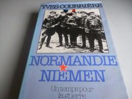 NORMANDIE NIEMEN De YVES COURRIERE - Bücher, Zeitschriften, Comics