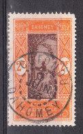 DAHOMEY YT 58 Oblitéré JUIN 1933 COTONOU - Usados