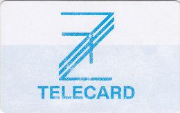 Zambia, ZAM-03, 50 Units, Definitive Card, 2 Scans.